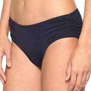 Michael Kors Villa Del Mar Shirred Bikini Bottoms